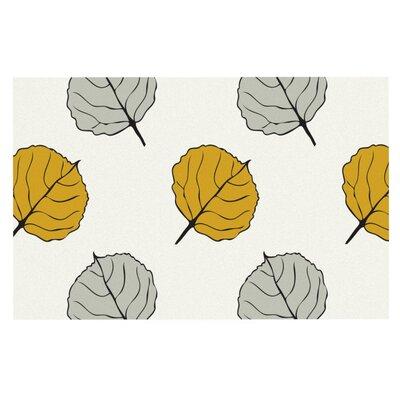 Laurie Baars Leaf Doormat