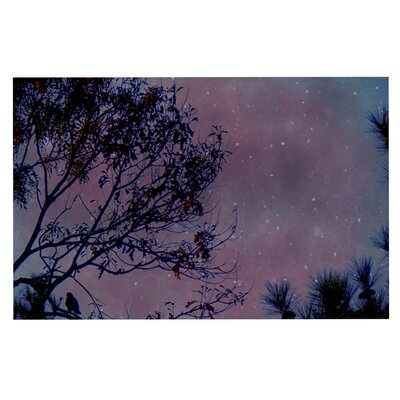 Robin Dickinson Twilight TreeDoormat