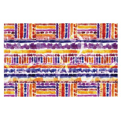 Louise Machado Tribal Doormat