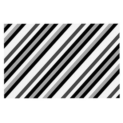 Trebam Kos Grey Diagonal Doormat