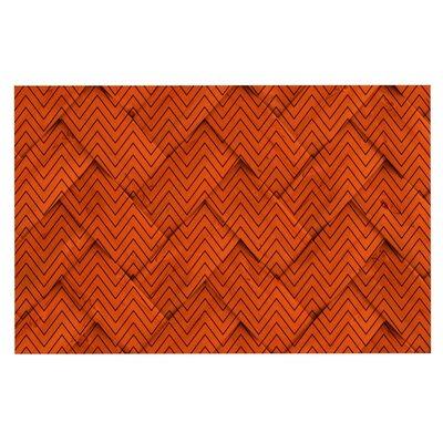 Chevron Weave' Doormat
