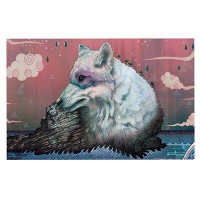 Mat Miller Lone Wolf Doormat