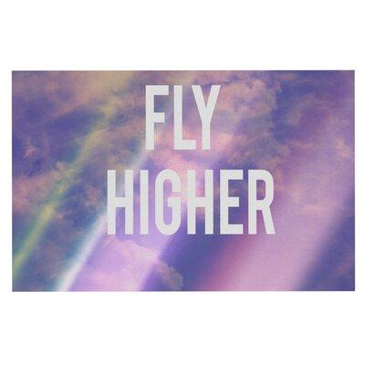 Rachel Burbee Fly Higher Doormat