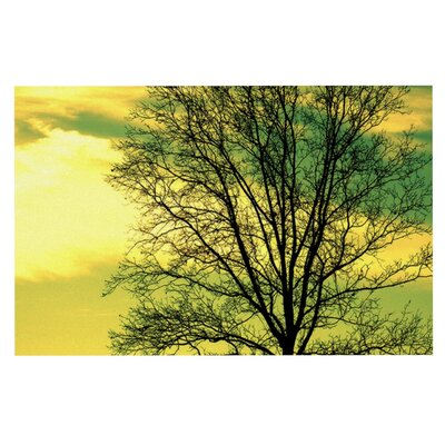 Robin Dickinson Tree Sky Doormat