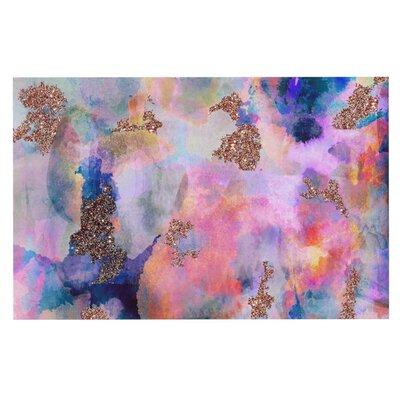 Nikki Strange Sparkle Mist Doormat