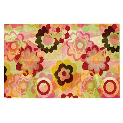 Louise Machado Colorful Mix Doormat
