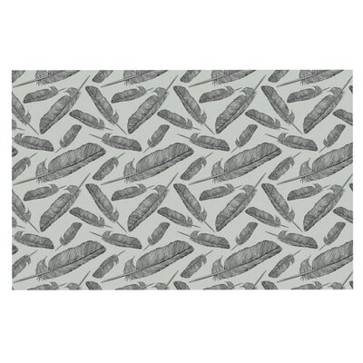 Sam Posnick Feather Scene Doormat