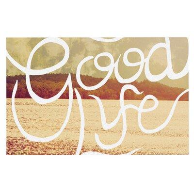 Rachel Burbee Good Life Doormat