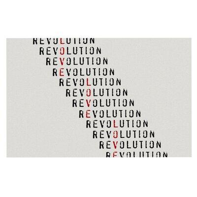 Skye Zambrana Revolution Doormat