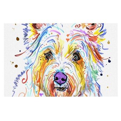 Rebecca Fischer Bella Scottish Terrier Doormat