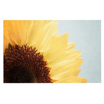 Susannah Tucke Sunshine Sunflower Doormat
