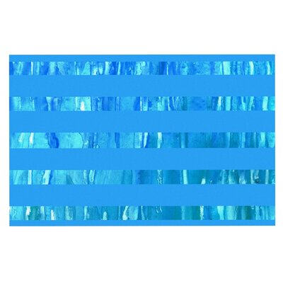 Rosie Wet Wild Stripes Doormat