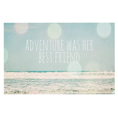 Susannah Tucke Adventure was Her Best Friend Doormat