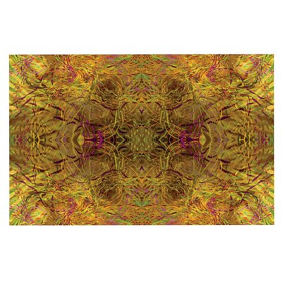Nikposium Goldenrod Doormat