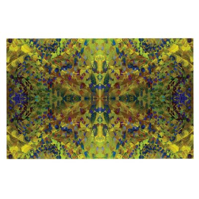 Nikposium Jacket Abstract Doormat