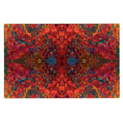 Nikposium Sea Abstract Doormat