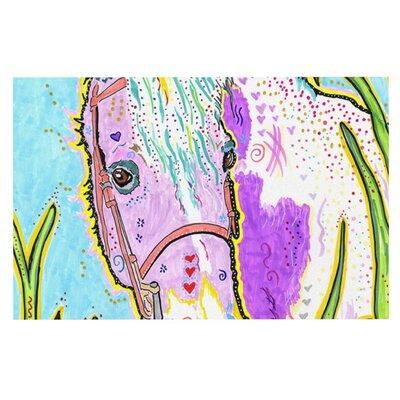Rebecca Fischer Nemo Horse Doormat