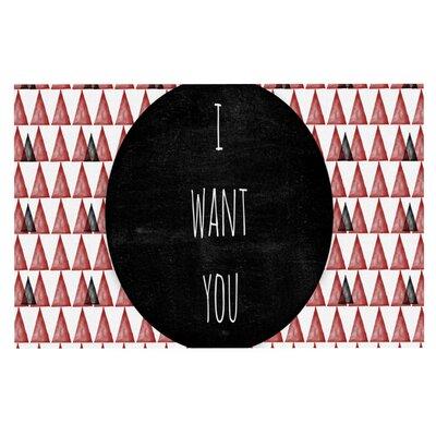 Skye Zambrana I Want You Doormat