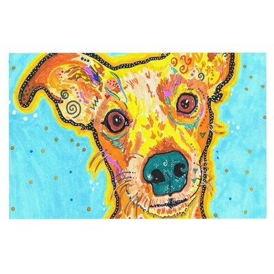 Rebecca Fischer Tanner Terrier Doormat