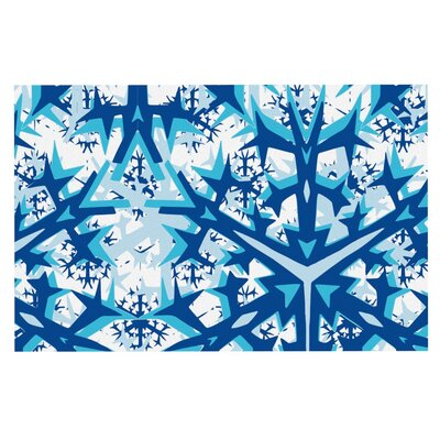 Miranda Mol Winter Mountains Doormat
