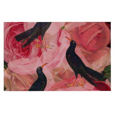 Suzanne Carter Song Bird Cush Doormat