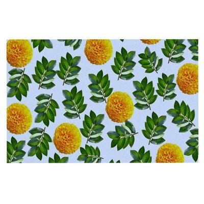 Sreetama Ray 'More Marigold' Doormat EASN1370 39489963