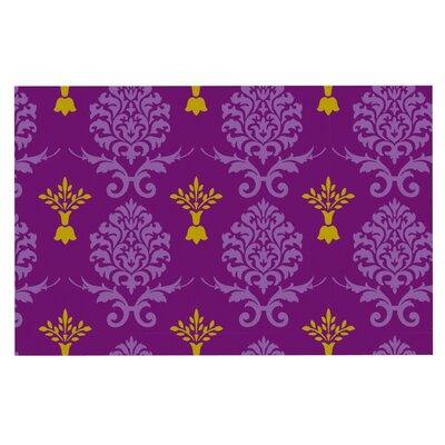 Nicole Ketchum Crowns Doormat