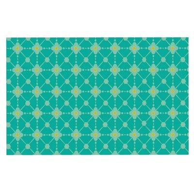 Nicole Ketchum Hive Blooms Doormat
