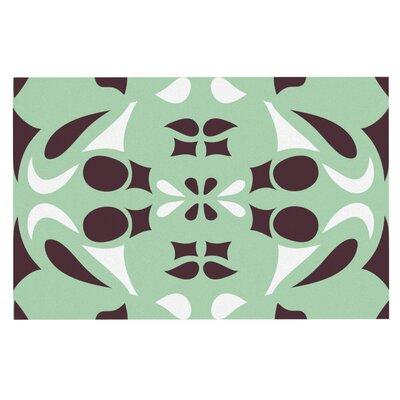 Miranda Mol Swirling Doormat