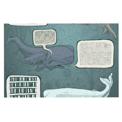 Sophy Tuttle Whale Talk Doormat
