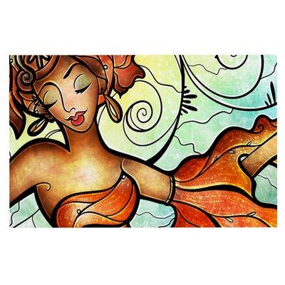 Mandie Manzano 'Cubana' Dancing Doormat