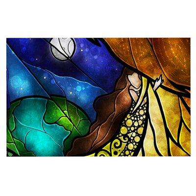 Mandie Manzano Psalms Doormat