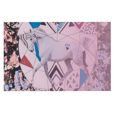 Vasare Nar Unicorn Doormat
