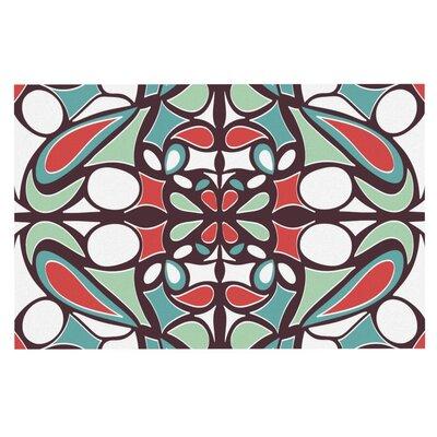 Miranda Mol Round Tiles Doormat