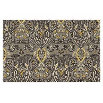 Suzie Tremel Vintage Damask Doormat