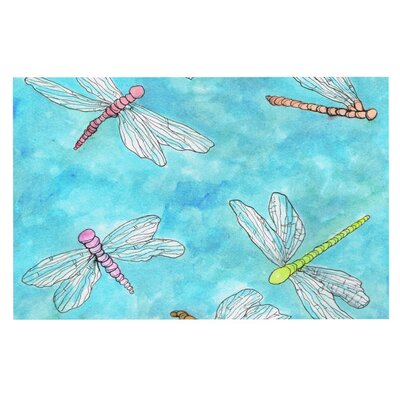 Rosie Dragonfly Doormat