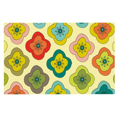 Nicole Ketchum Forest Bloom Doormat