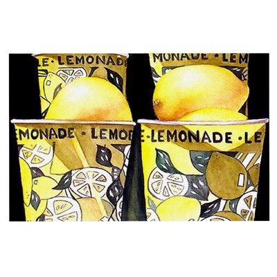 Rosie Lemonade Doormat