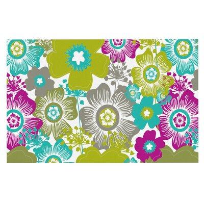 Nicole Ketchum Little Bloom Doormat