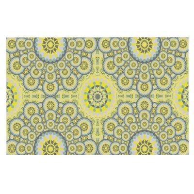 Miranda Mol Multifaceted Flowers Doormat