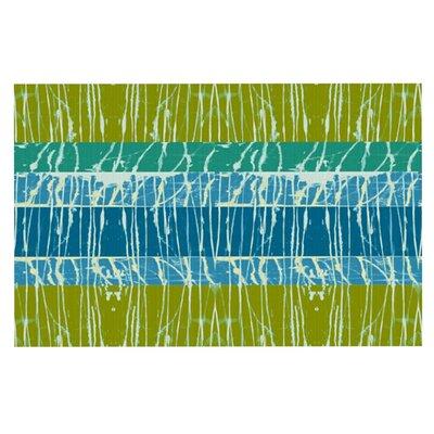 Nina May Ocean Splatter Doormat