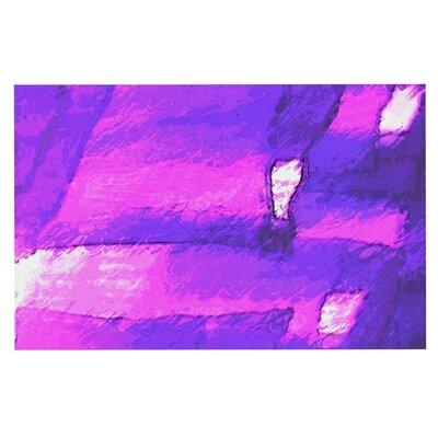 Oriana Cordero Suenos en Purpura Doormat