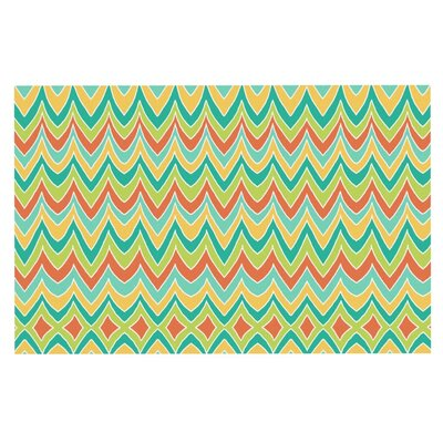 Pom Graphic Design Bright and Bold Doormat