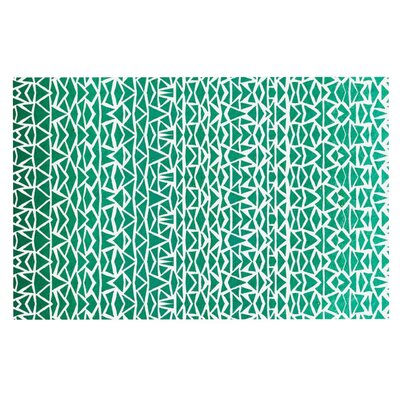 Pom Graphic Design Tribal Forrest Doormat