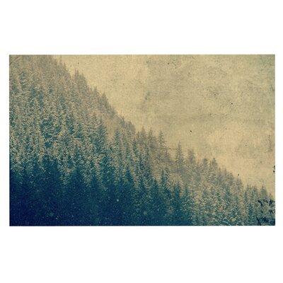 Robin Dickinson Any Road Will Do Mountain Tree Doormat