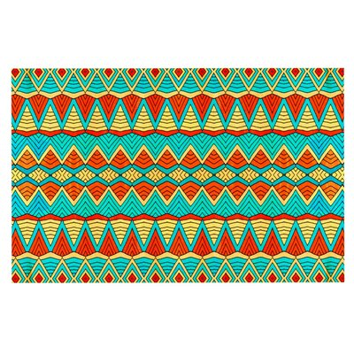 Pom Graphic Design Tribal Soul Doormat