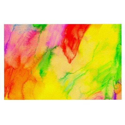 Sreetama Ray Chemical Lovestory Watercolor Doormat