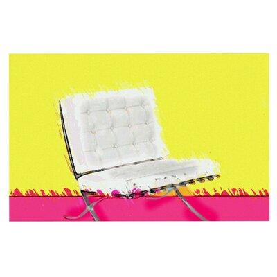 Oriana Cordero Barcelona Chair Doormat
