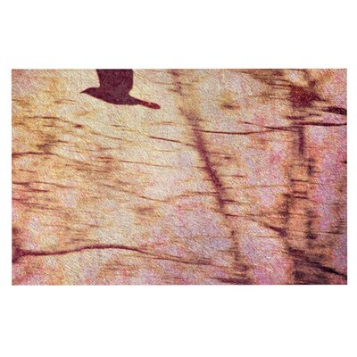 Robin Dickinson Midnight Dreary Tree Doormat