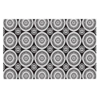 Nandita Singh Circles Doormat
